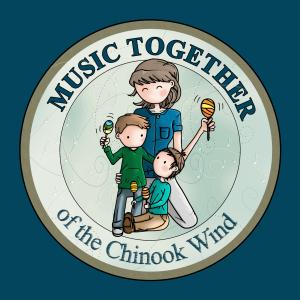 Music Together Button w bg