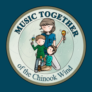 Music Together Button w bg